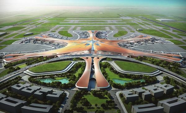 杭州华新检测中标全球最大机场航站楼钢结构检测项目